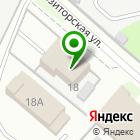 Местоположение компании ДеКоР