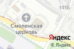 Схема проезда до компании Храм в честь Владимирской иконы Пресвятой Богородицы в Нижнем Новгороде