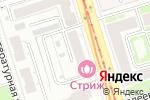 Схема проезда до компании Чекни в Нижнем Новгороде