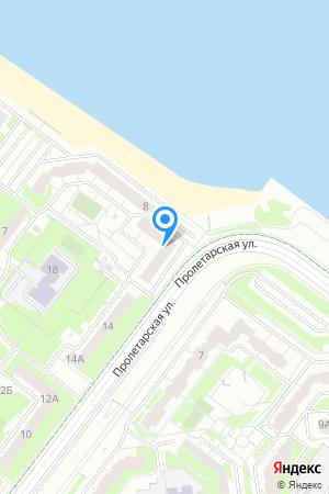 Дом 8 на Волжской наб., ЖК Волжские огни на Яндекс.Картах