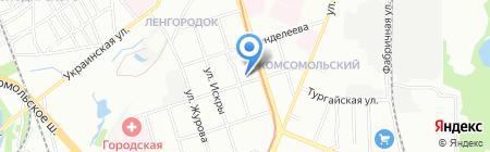 MaмaБэль на карте Нижнего Новгорода