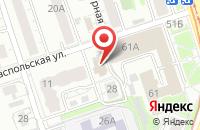 Схема проезда до компании Нижегородская областная федерация по водно-моторному спорту в Нижнем Новгороде