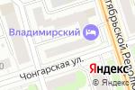 Схема проезда до компании Цветочный Дворик в Нижнем Новгороде