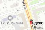 Схема проезда до компании Helping Print в Нижнем Новгороде