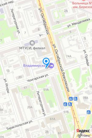 Дом 45А по ул. Октябрьской революции на Яндекс.Картах