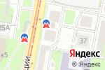 Схема проезда до компании Магазин фастфудной продукции в Нижнем Новгороде