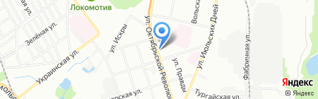 Электро Мир на карте Нижнего Новгорода