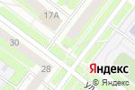 Схема проезда до компании Светлана в Нижнем Новгороде