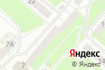 Схема проезда до компании Муай Тай в Нижнем Новгороде