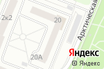 Схема проезда до компании Ambre в Нижнем Новгороде
