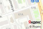Схема проезда до компании Нижегородский информационно-вычислительный центр в Нижнем Новгороде