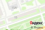 Схема проезда до компании Стоматология-гарант в Нижнем Новгороде