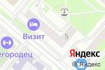 Схема проезда до компании ГОРОДСКОЙ ОКОННЫЙ СЕРВИС в Нижнем Новгороде