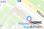 Схема проезда до компании Арт Портрет в Нижнем Новгороде