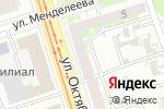 Схема проезда до компании РСТ-НН в Нижнем Новгороде