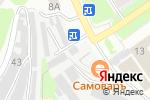 Схема проезда до компании АвтоBox в Нижнем Новгороде