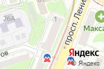 Схема проезда до компании Profi credit в Нижнем Новгороде