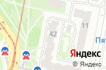 Схема проезда до компании Иван да Марья в Нижнем Новгороде