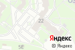 Схема проезда до компании Лидер НН в Нижнем Новгороде