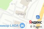 Схема проезда до компании НПАП №3 в Нижнем Новгороде