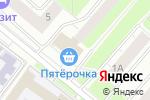 Схема проезда до компании Городской квартал в Нижнем Новгороде