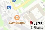 Схема проезда до компании ЦЕНТР-ТЕХ в Нижнем Новгороде