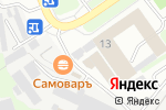 Схема проезда до компании Электро Интел в Нижнем Новгороде