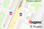 Схема проезда до компании ПАКФУД в Нижнем Новгороде