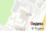 Схема проезда до компании FS152 в Нижнем Новгороде