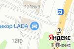 Схема проезда до компании Юникор в Нижнем Новгороде