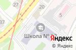 Схема проезда до компании Средняя общеобразовательная школа №52 в Нижнем Новгороде