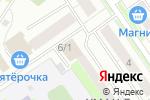 Схема проезда до компании Стародубъ в Нижнем Новгороде