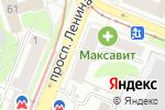 Схема проезда до компании Гетеборг-Авто в Нижнем Новгороде