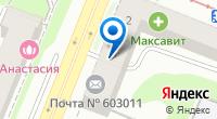 Компания Окна Реал НН на карте