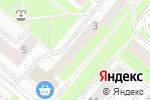 Схема проезда до компании СпецЛогистикСервис в Нижнем Новгороде