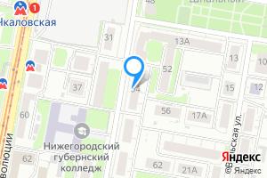 Комната в пятикомнатной квартире в Нижнем Новгороде Витебская ул., 54