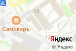 Схема проезда до компании Пункт приема металлолома в Нижнем Новгороде