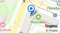 Компания артстрой на карте