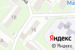 Схема проезда до компании Шашлычная феерия в Нижнем Новгороде