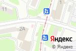 Схема проезда до компании Молочная лавка в Нижнем Новгороде