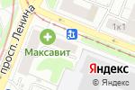 Схема проезда до компании Тонус в Нижнем Новгороде