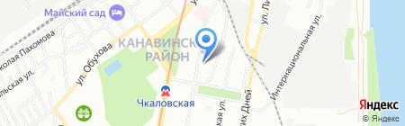 Наша аптека на карте Нижнего Новгорода