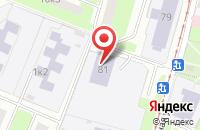 Схема проезда до компании Централ в Нижнем Новгороде