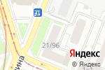 Схема проезда до компании Оптика Кронос в Нижнем Новгороде