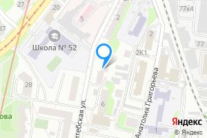 Снять однокомнатную квартиру в Нижнем Новгороде Витебская ул., 4
