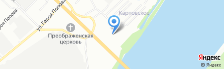 Макси Строй на карте Нижнего Новгорода