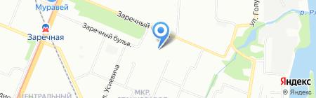 Факультет на карте Нижнего Новгорода