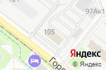 Схема проезда до компании Ремонт под ключ НН в Нижнем Новгороде