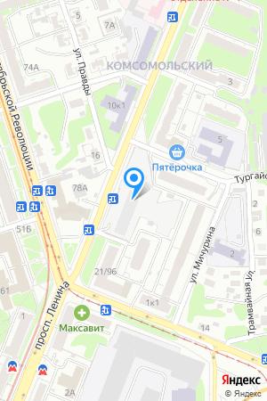 Дом 4 (по генплану) в квартале Мичурина - Июльских дней на Яндекс.Картах