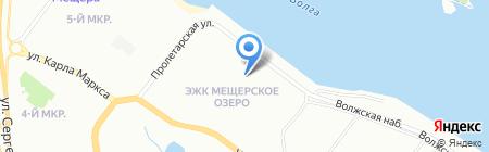 QIWI на карте Нижнего Новгорода